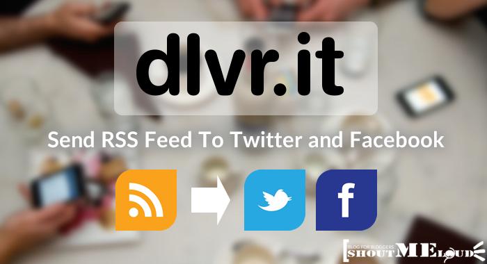 Tự động đăng bài viết từ website hay Blogspot lên mạng xã hội Facebook, Twitter, Linkin...