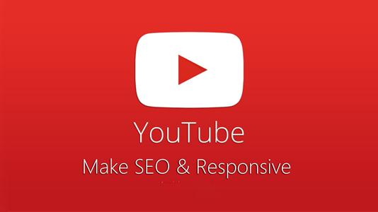 Cara Memasang Video Youtube yang Lebih SEO dan Responsive