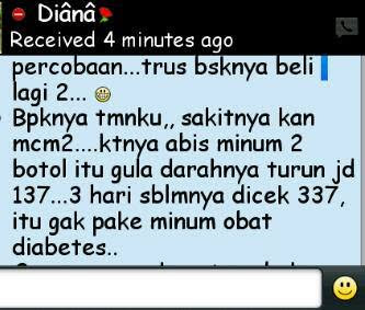 Bahaya Atau Komplikasi Diabetes Tipe 1