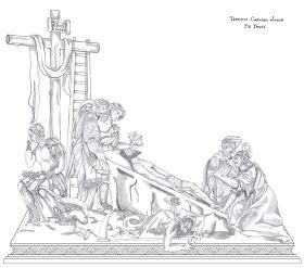 Nuestro Señor del Descendimiento de la Hermandad de la Soledad de Granada contará con un nuevo paso de misterio