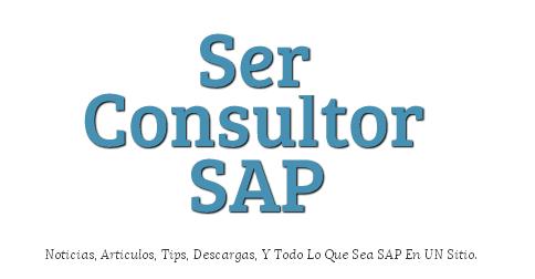 Todos contra el Consultor SAP - Consultoria-SAP.com