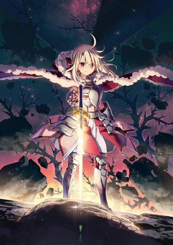 nueva película de Fate/kaleid liner Prisma Illya.