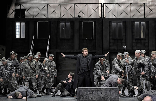 Meyerbeer: Le prophète - Gregory Kunde - Deutsche Oper, Berlin (Photo Bettina Stöß)