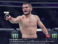 New Lost, The Warrior's Call brags fact Khabib Nurmagomedov Not Able to drop