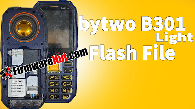 bytwo-B301-Flash-File-without-password