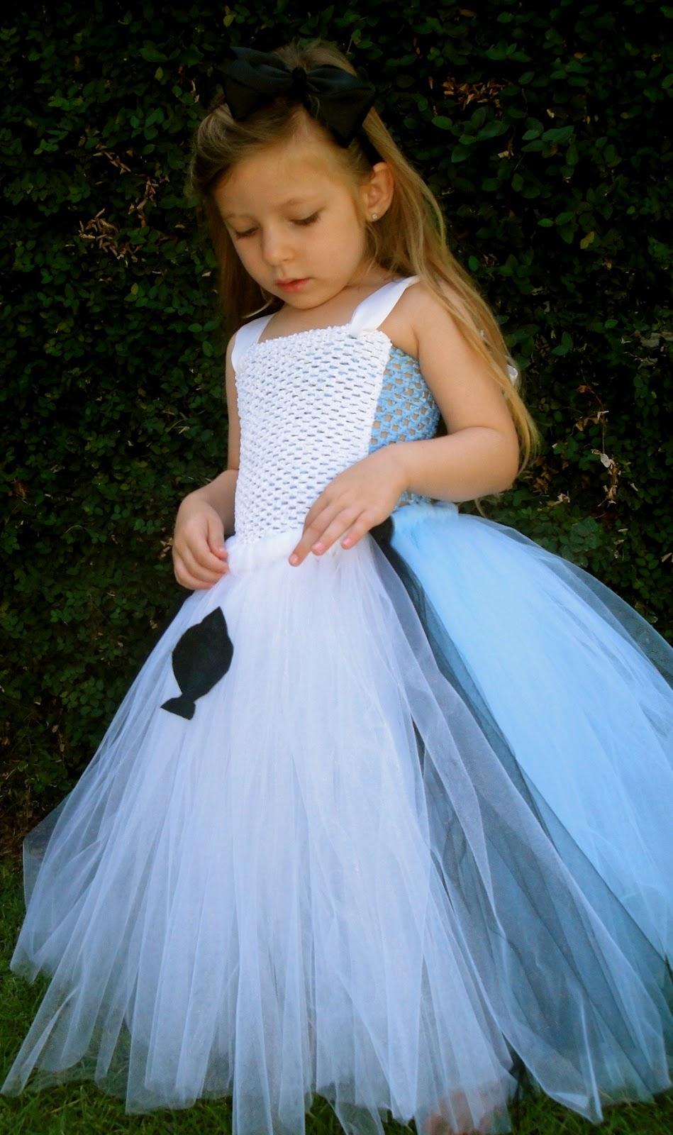 Hollywoodtutu Dresses Alice In Wonderland Tutu Dress With