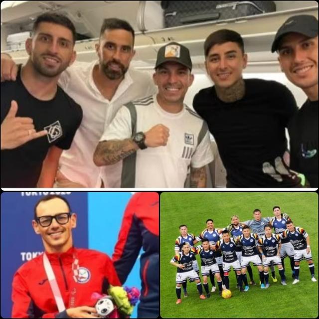 Reporte Deportivo ▶️ Podcast 30 de Agosto 2021