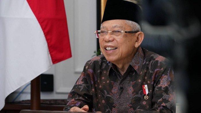 Meski Kerap Diserang, Wapres Ma'ruf Amin Ternyata Tidak Gunakan 'Buzzer' untuk Bungkam Kritik