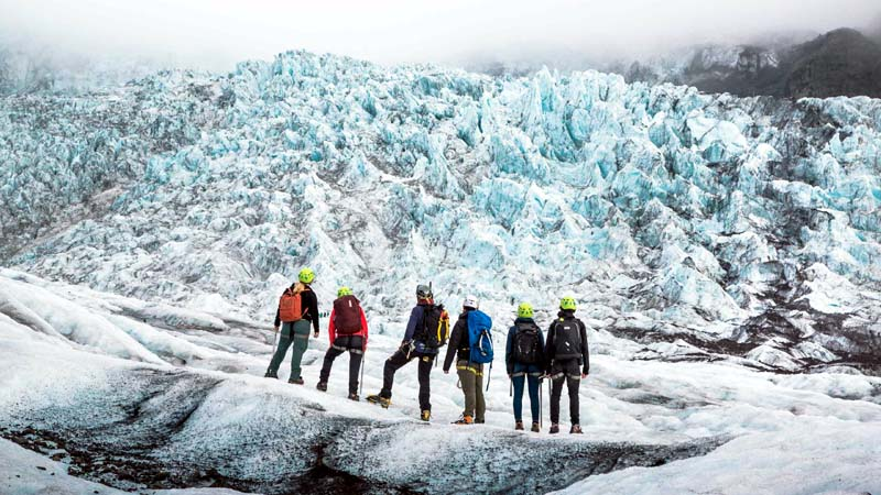 The 9 Best Glaciers to See in Iceland