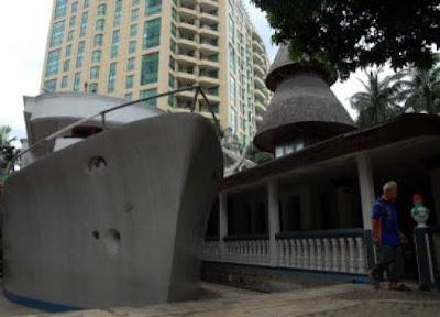 Masjid Dengan Arsitektur Unik di Indonesia
