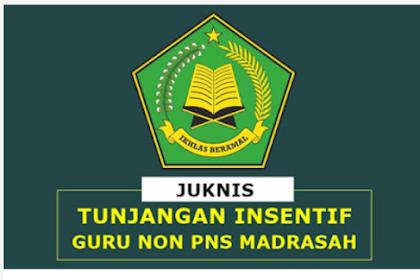 Keputusan Dirjen Pendis: Juknis Insentif Guru Madrasah 2020