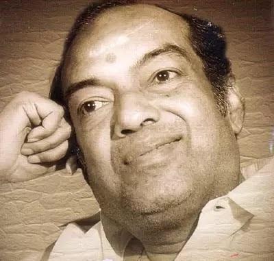 Lyricist Kannadasan