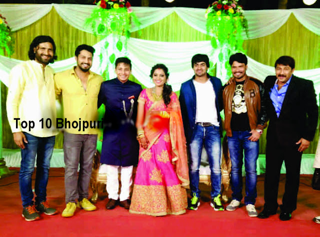 Manoj Tiwari's Bhatija Uday Tiwari Marriage With Sneha