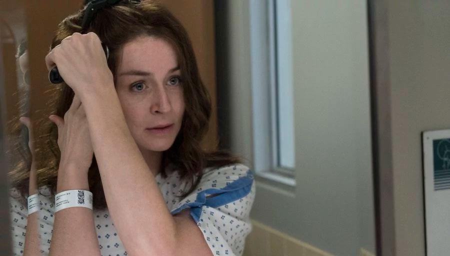 Grey's Anatomy 14x04 Ain't That a Kick in the Head Amelia