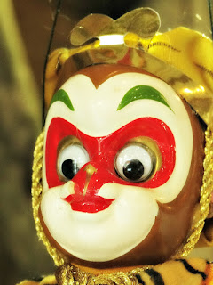 'A Máscara Japonesa' - Bonecos do Mundo, Grupo Só Rindo Bonecos da Montanha