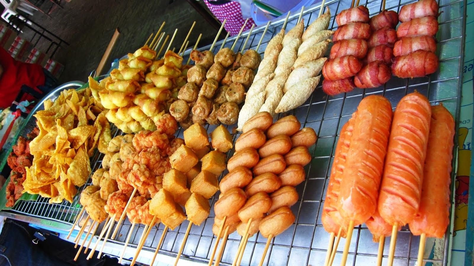 Street Foods Business Photo By Insidemabieblogspot