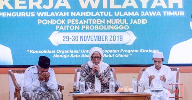 PWNU Jatim Usulkan Pemilihan Ketua Tanfidziyah Semua Tingkatan Pakai Sistem AHWA di Muktamar Ke-34 NU
