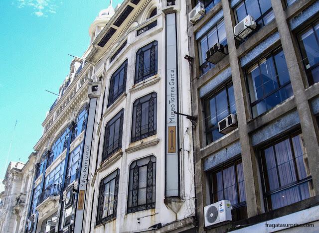 Museu Torres-García, Montevidéu