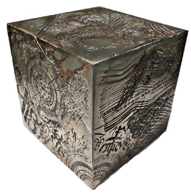 Ο μυστηριώδης Κύβος Wolfsegg ηλικίας 2 εκ. ετών