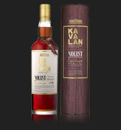 Kavalan Solist Sherry Whisky