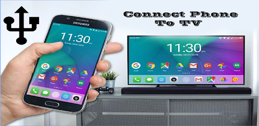 How to connect TV to Mobile Phone