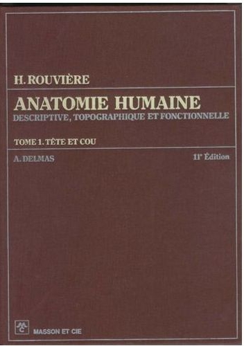 ROUVIERE TÉLÉCHARGER ANATOMIE HUMAINE