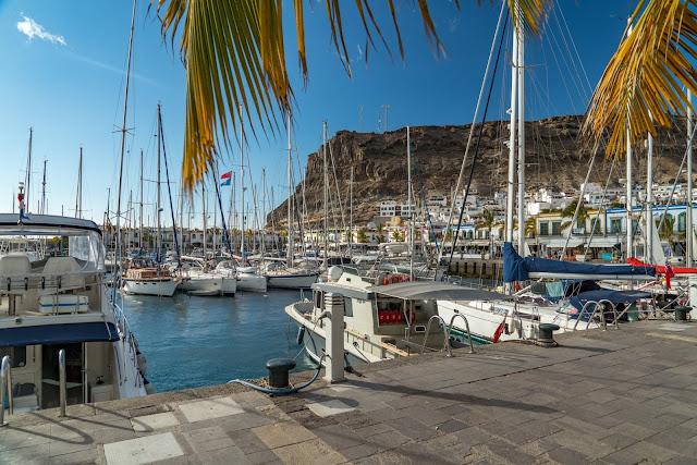 Die Top 30 Fotospots auf Gran Canaria  Strand, Natur und Sehenswürdigkeiten Gran-Canaria  Die besten Spots Gran Canaria - Puerto de Mogan