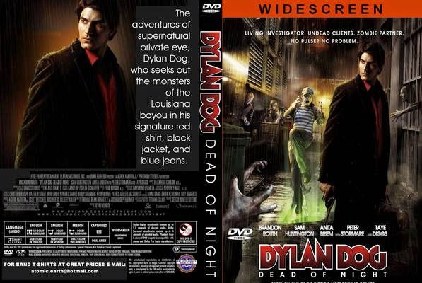 Dylan Dog : Dead of Night (2011) ταινιες online seires oipeirates greek subs