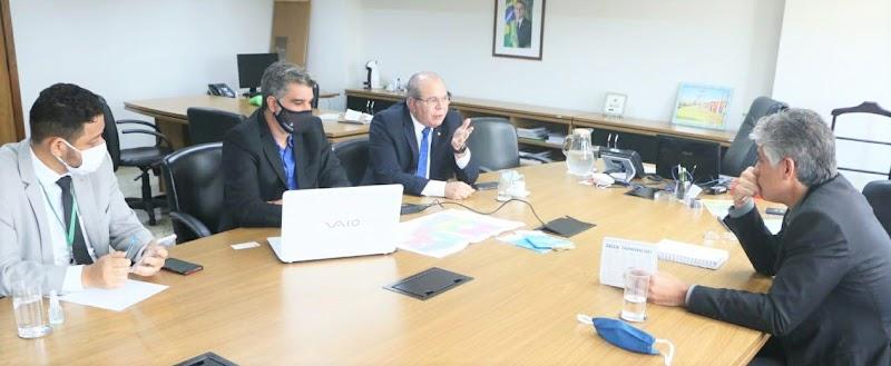 Hildo Rocha se reúne com Secretário Nacional de Habitação para garantir conclusão de residenciais em cidades maranhenses