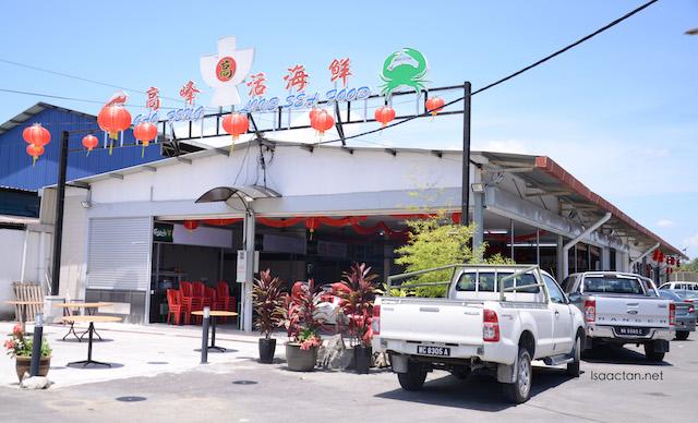 Gao Feng Chinese Restaurant @ Semenyih, Selangor