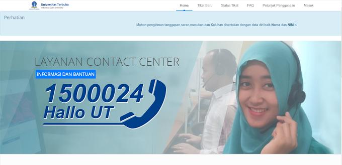 Jadwal pengumuman hasil ujian tap ut 2020.1  28 September 2020
