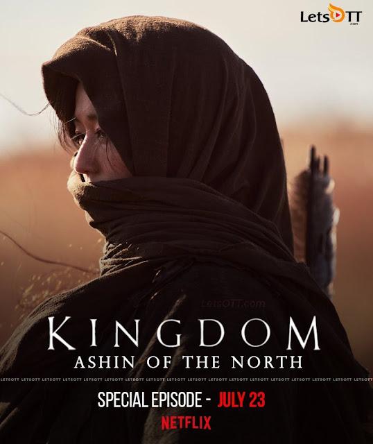 Kingdom: Ashin of the North ganha data de estreia na Netflix