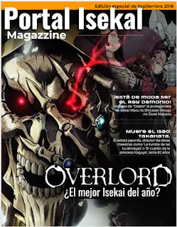 Revista Magazzine Portal Isekai