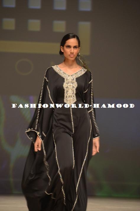 4a67ddf451b4 Dubai Fashion Week 2012 Mehwish Afzal - Clothing for Plus Size