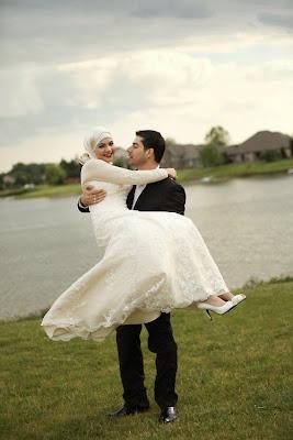 Foto Prewedding Muslimah Yang Unik Dan Menarik