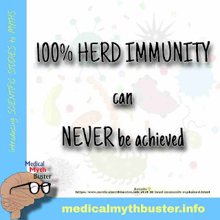 What is HERD IMMUNITY in simple terms? How can we attain HERD IMMUNITY?