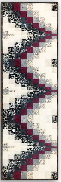 Quilt Inspiration Free Pattern Day Bargello Quilts Stunning Twisted Bargello Quilt Pattern Free