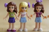 Konstruieren und kreativ sein, das können Mädchen nach Meinung von Lego wohl nicht.