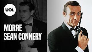 Ator Sean Connery morre aos 90 anos – Fernanda Paes Leme diz que perdeu a virgindade com Paulo Vilhena