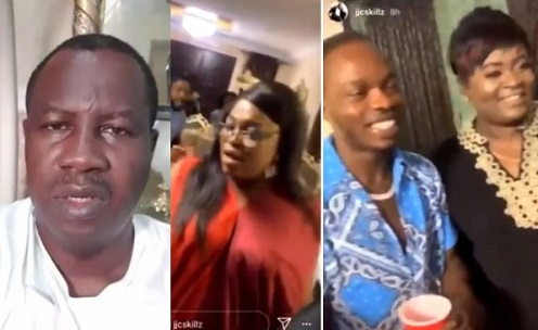 Ex-Lagos Governorship aspirant, Babatunde Gbadamosi has the last laugh as he slams Nigerians coming into his DM to beg for money after they made him get arrested during the Akindele's party