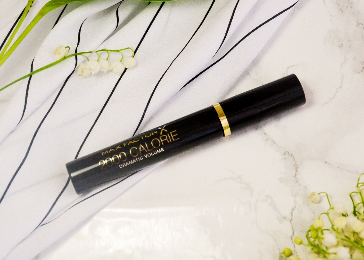 Max Factor 2000 Calorie Mascara Review