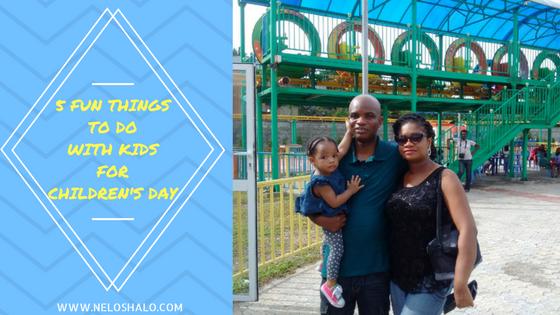 neloshalo.com Nigerian parenting and lifestyle blog