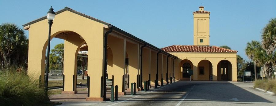 Antigua estación de Venice