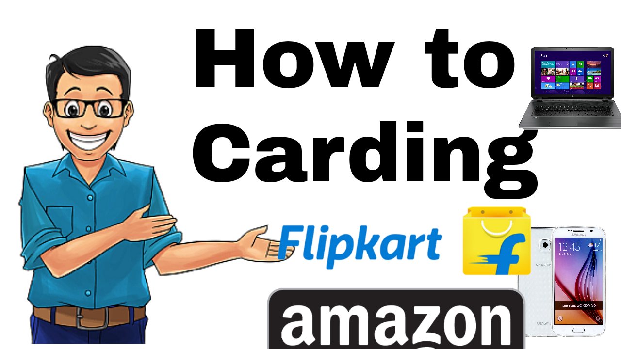 Amazon Carding Trick of 2018 Latest Full Working Method - Hunter