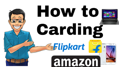 Amazon Carding Trick of 2018 Latest Full Working Method