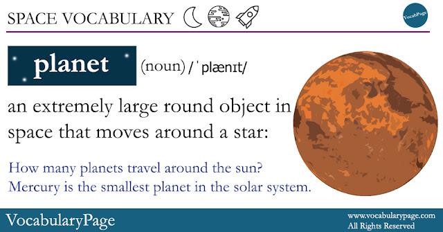 Planet Definition