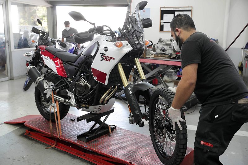 El boom de las motos
