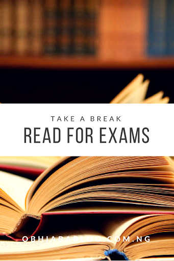 read for exam