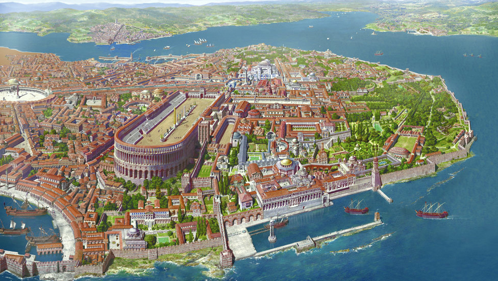 Istanbul Old City Private Tours: Byzantine Empire ...