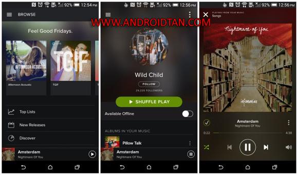 Spotify Apk Mod Premium Offline Terbaru